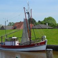 Fischkutter in Greetsiel